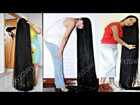 हफ्ते में सिर्फ 1 बार लगाया बाल इतने ज्यादा लम्बे हो गए की तंग आकर कटवाने पड़े Super Fast Hair Growth