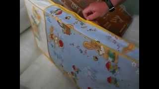 Холлофайбер, детский матрас(, 2014-04-29T15:08:52.000Z)