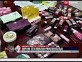 BBPOM Surabaya Sita Jamu dan Kosmetik Ilegal Senilai Rp3 Miliar - BIM 13/08