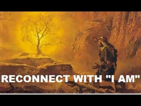 RECONNECT WITH THE I AM