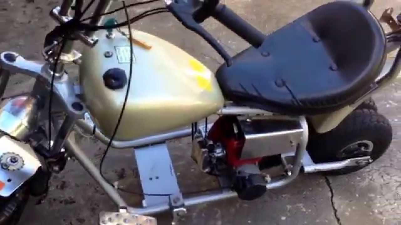 Apc Mini Bike Youtube