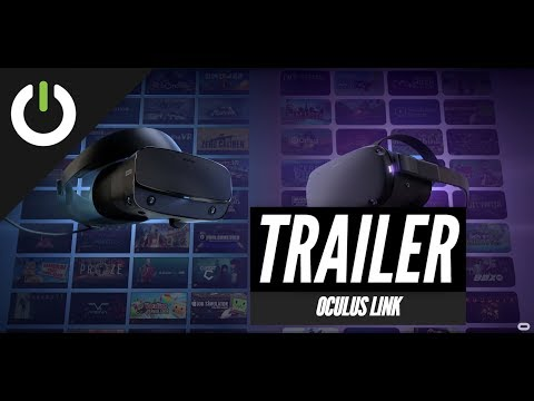 Oculus Link Lets You Play Rift Games On Quest (With A Cable)