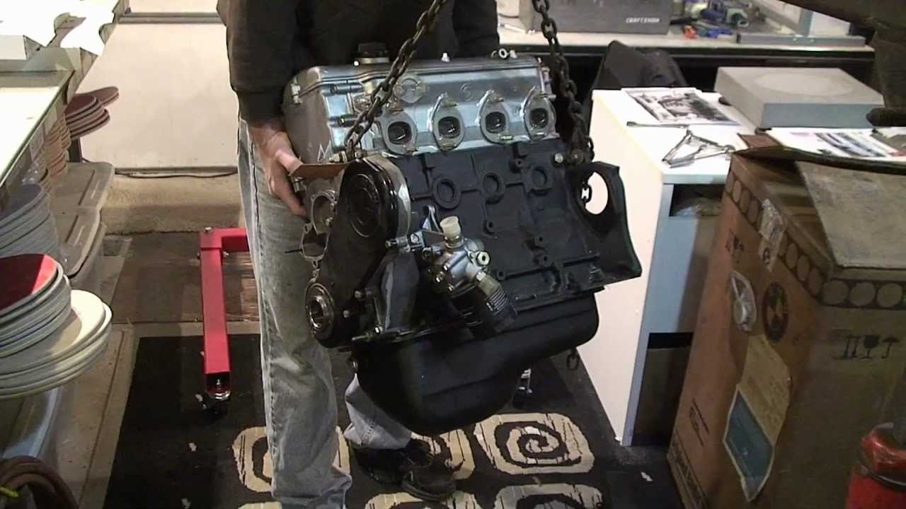 BMW 2002 Turbo M10 Crate Motor