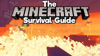Destroying a Nether Fortress! ▫ The Minecraft Survival Guide (Tutorial Let's Play) [Part 255]