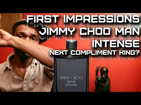 Fragrances First Impressions / Unboxing | Jimmy Choo Man Intense