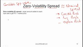 CFA Level I Yield Measures Spot and Forward Rates Video Lecture by Mr. Arif Irfanullah part 4