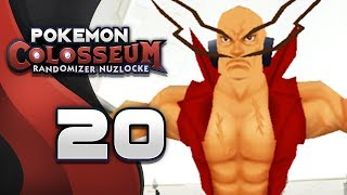 WHERE YO DAD AT???? - Pokemon Colosseum RANDOMIZER Nuzlocke #20 w/ NumbNexus
