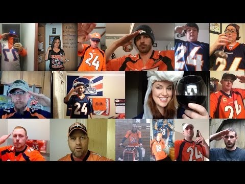 "TheMadFanatic ""Mile High Salute to Champ Bailey"""