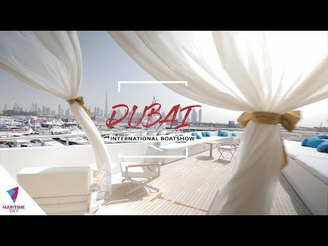 Dubai International Boat Show 2018 | Day 1 Highlight