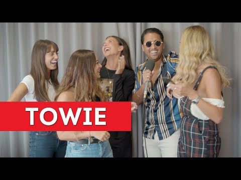 #TOWIE cast spill the series 24 tea 🐸☕️: Will Shelby Tribble and Sam Mucklow ever be friends again?