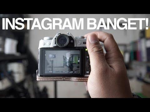 Kamera Terbaik Untuk Instagram | Fujifilm X-T10 #GoodNews