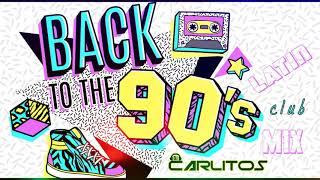 Baixar Los 90's Latin Club Mix   Exitos de los 90s en Español