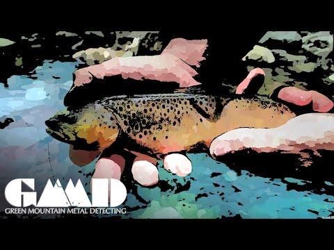Wild Trout Catch and Cook | Vermont Wilderness Adventure