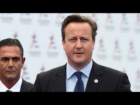 Brits my Boss, not Barroso, Says PM