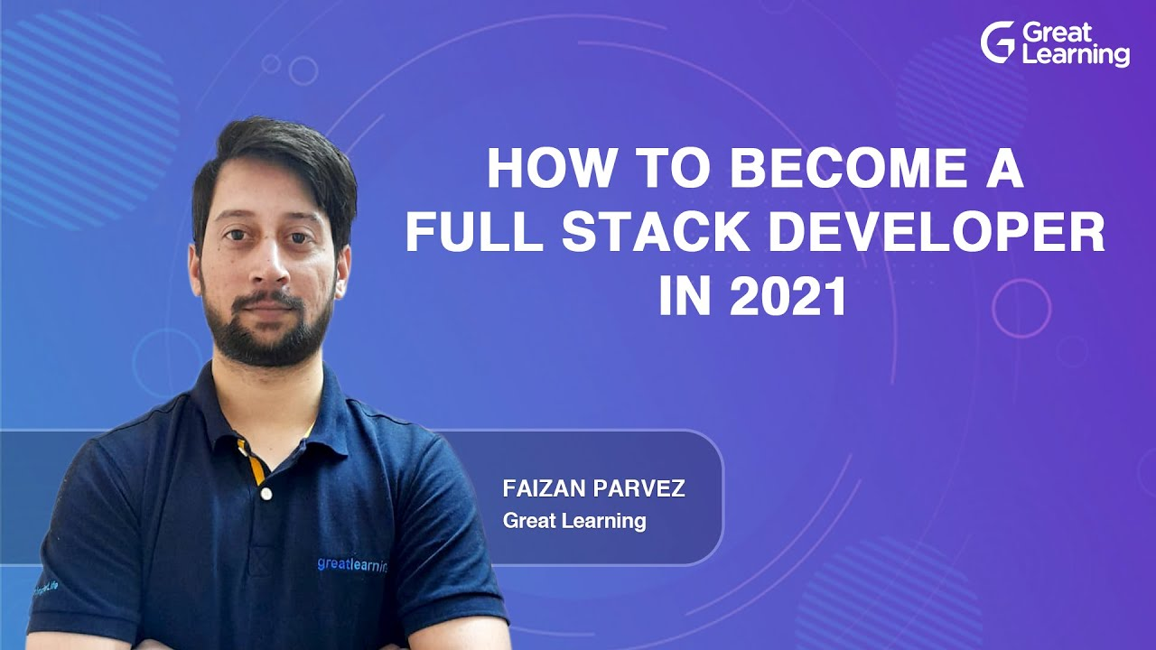 How to become a Full Stack Developer in 2021 | Full Stack Developer Tutorial