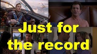 Just for the record (примеры из фильмов и сериалов) / Фразы на английском языке