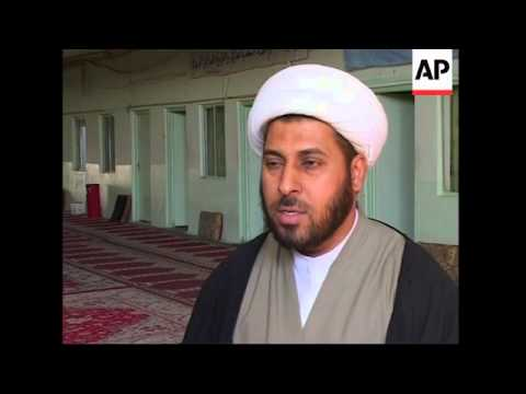 Shiite clerics divided over Iraqi PM