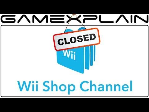 Nintendo Ending Wii Shop Channel Service in 2019