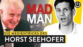 So spielt Horst Seehofer mit den Medien | WALULYSE