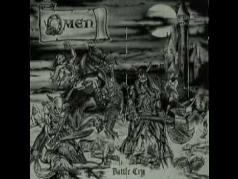 Metal Kult!! Omen - Battle Cry / 1984