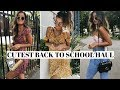 AFFORDABLE BACK TO SCHOOL HAUL✏️✨ | rachspeed