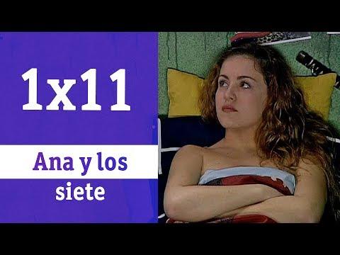 Ana y los siete: 1x11 - La familia y una menos   RTVE Series