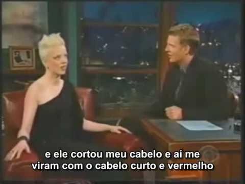 Shirley Manson on Craig Kilborn [2001] (sub pt-br)