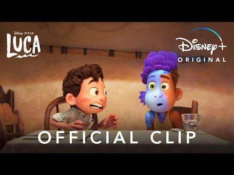 Download Sea Monsters Clip | Disney and Pixar's Luca | Disney+