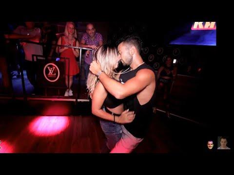 Daniel And Nofar @Social Sensual Bachata Dance [Amor Prohibido]