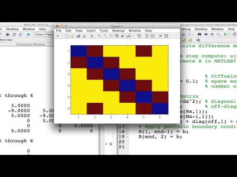 8. Matlab and patterns