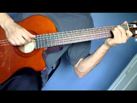 Foolish games, Jewel, classical guitar