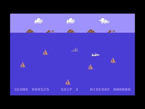 Aquaplane (アクァープレーン)  Argus Press Software (APS)/Quicksilva 1983