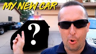 NEW POLICE CAR TOUR (how to work the lights & siren)