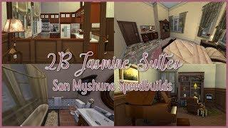 San Myshuno Speedbuilds: 2B Jasmine Suites