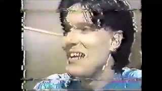 The CRAMPS - Channel 13 Eyewitness News Memphis (1979)
