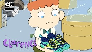 New Shoes | Clarence | Cartoon Network