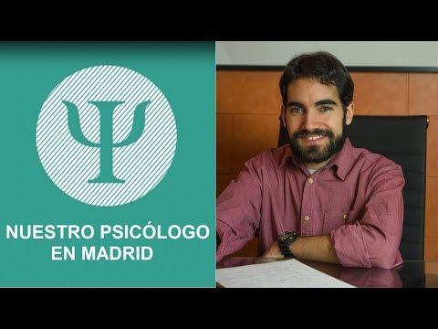Nuestro Psicólogo En Madrid - Centro De Psicología