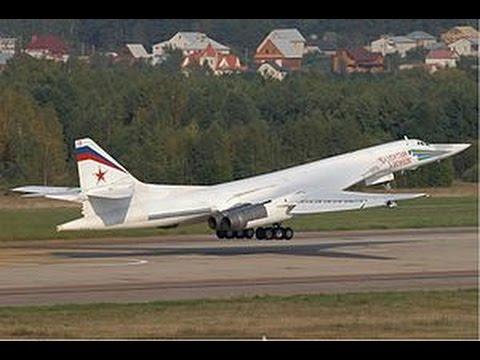 WORLDS FASTEST Bomber Aircraft !!! Tu-160 Aircraft