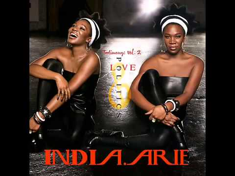 Muse Moment- India Arie   He Heals Me