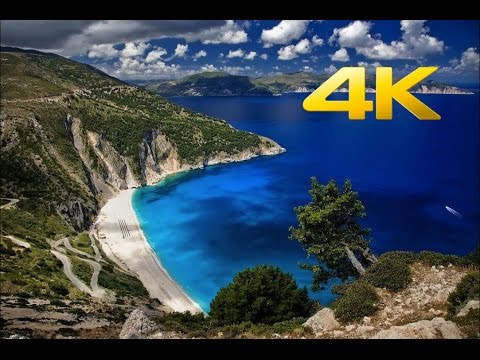 Amazing Kefalonia (Greece) 2016 [4k] ULTRA HD - Skala, Myrtos, Fiskardo, Antisamos, Petani,