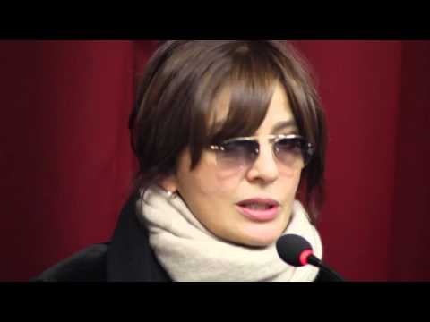 BAFF 2016 - Incontro con Laura  Morante