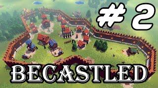 Becastled - ¡Nos atacan! 🤬 - Cap. 02 - Gameplay Español