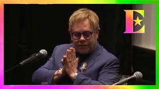 Elton John - On His Love of Vinyl