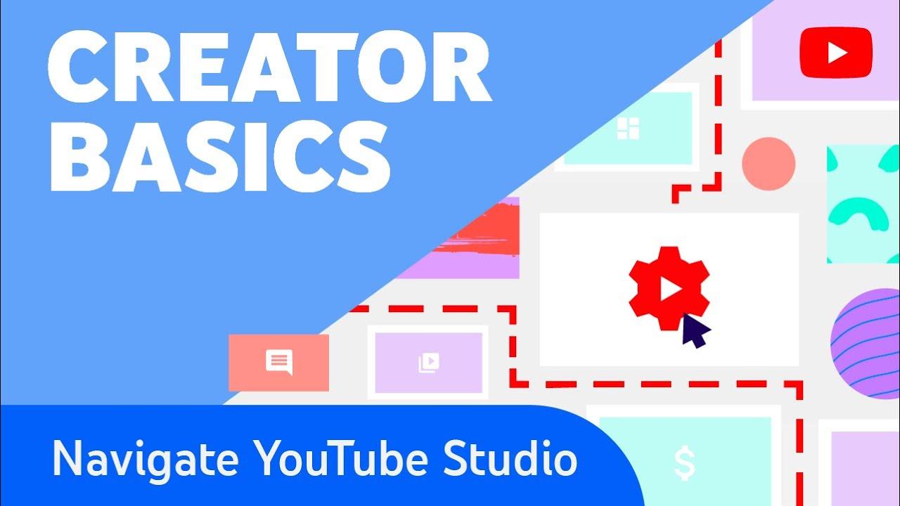 How To Navigate YouTube Studio (Desktop)