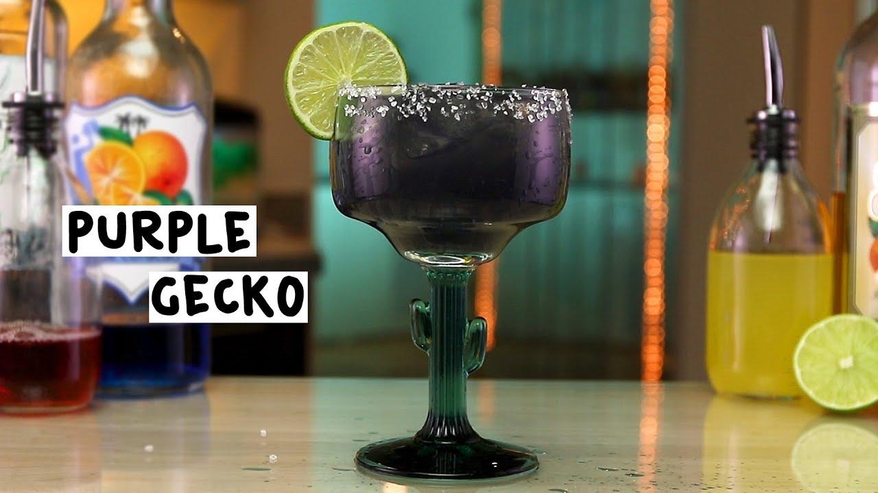 Purple Gecko Tipsy Bartender