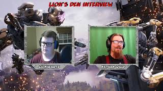 Nathan Wulf Talks About Lawbreakers, Radical Heights, and Boss Key Productions   Lion's Den