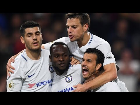 Burnley 1-2 chelsea - live reaction with charlie and ben