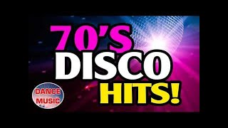 70s Oldies Disco Greatest Hits - Best Disco Songs Of 1970s - 70s Dance Music