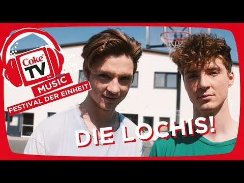 Jonas trifft die Lochis | #CokeTVMusic