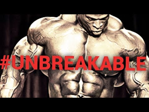 Ronnie Coleman YOU CAN´T BREAK MY SPIRIT The Ultimate Motivational Video